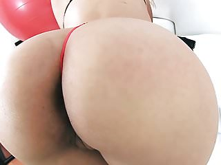 My tits whore gets spanked for bad behaviou...