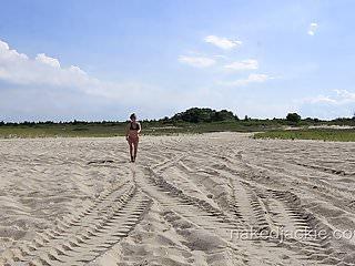 Dirty babysitter 039 nude beach adventure p1...