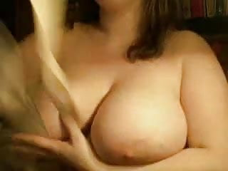 huge tits on cam