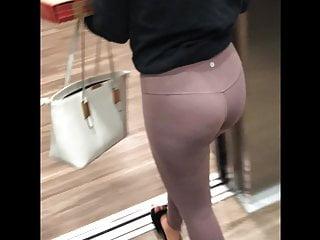 Cute  Nice Leggings Ass Toes