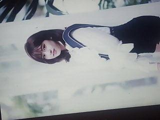IZONE Yujin cum (tribute)