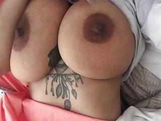 Great natural tits o f of ig babe...