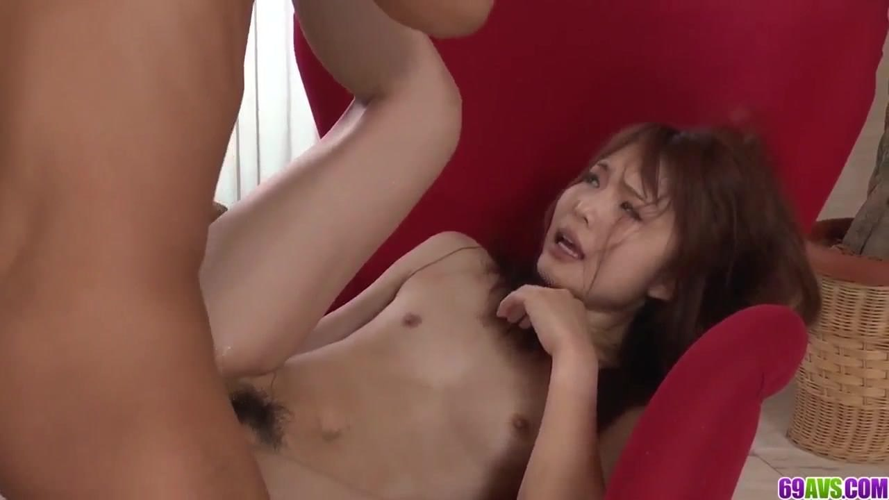 Megumi Haruka Gives The Best Asian Blowjob And Gets Fucked