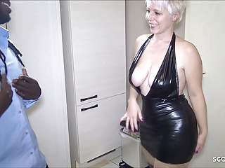 german mature buy callboy with huge cock when husband awayPorn Videos