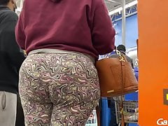 print leggings phat ass mom Porn Videos