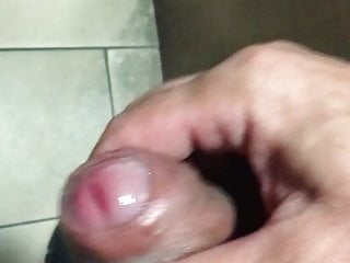 A juicy fat dick in Madrid Bus stations toilets
