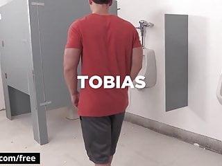 Brad Banks with Tobias at Cream For Me A Xxx Parody Part 2
