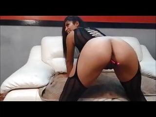Romantic lesbian licking ass...