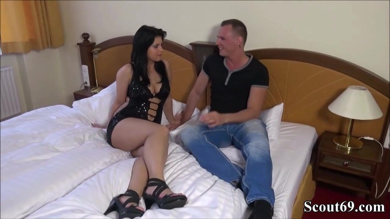 Couple First Time Swinger Club