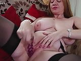Amateur mother with big tits ass and pussy