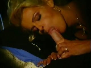 Backseat Blowjob with italian milf