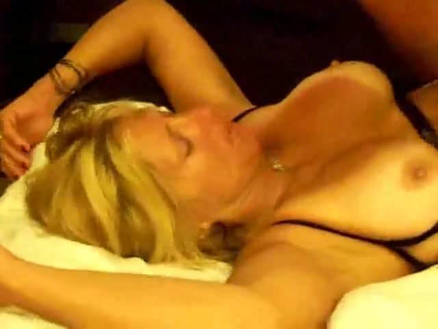 Blonde Wife Interracial Hotel