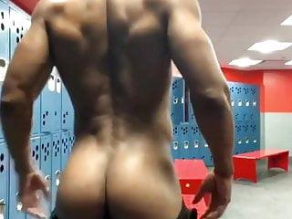 Sexy black a great ass...