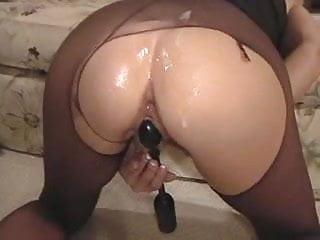 Pantyhose Milf fucked