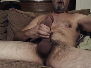 Hung with a big dick...