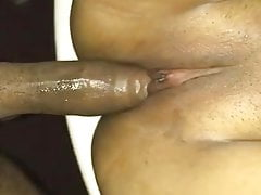 Desi girl fucked hard on table
