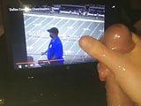 stroking to Dallas Cowboys Cheerleaders' haltime dance