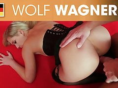 Lena looks nice, but she is an anal addict! Wolfwagner.com
