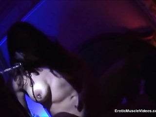 EroticMuscleVideos - BrandiMae Gets Fucked By BSDM BBC