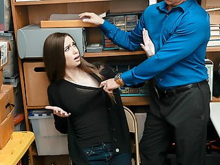 ShopLyfter – Teenage Fuck Up Gets Strip Searched
