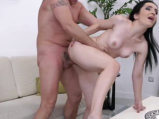 Erotic old mommy suck and fuck old dick