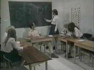 Vintage Classroom Porn
