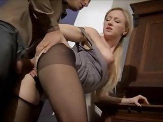Sexy blonde hot hardcore fuck...