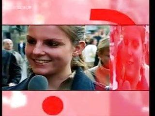 German Teen Juliane Strips On Tv Part 1 Deutsches Sex Videos
