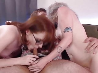 With two horny women who ready for all...