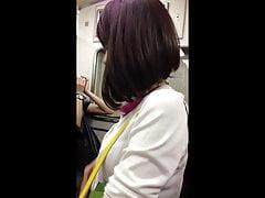 Japanese amateur UpSkirt Video No0003