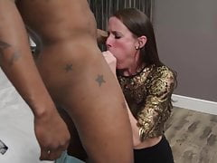 Slender Wicked Yummy Girl Jumps On Rome Major's Big Hard Dick!