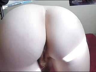 Who wants to fuck hairy blonde ass wife...