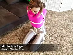 Naomi Swann Tricked into Bondage