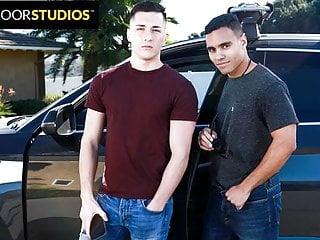 Sexy Latino Anthony Moore Seduces Straight Friend