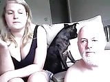 amateur young girl old man