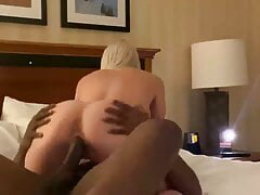 BBC made Bella Cum so many Times she Could not Talk