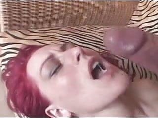 Natural Tit Fuck and 2 facials