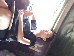 Faceshot boso hot wife teen sarap