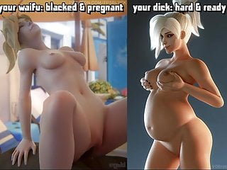 Blacked and pregnant...