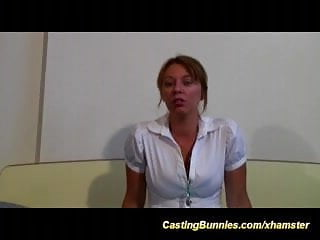 Babes first casting...