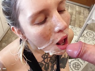 Amateur Auto Blowjob Blondine