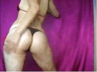 Russian girl show webcam...