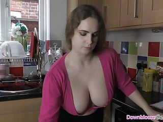 Hot Big Boobs Babes Doing Stuff With Downblouse