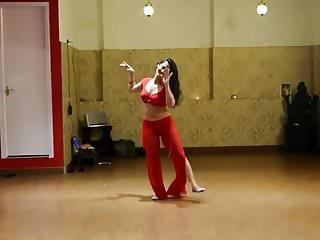 Erotic danse