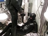 Rubber Slave Urinal