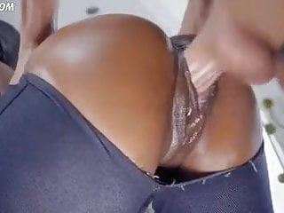 Black pussy and...