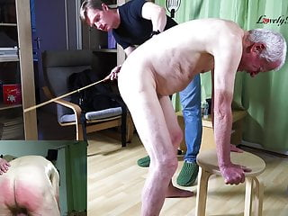 Clip 83O-b Punishment Caning – Sale: 8$