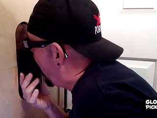 Kinky white dude sucks black fuck stick wildly...