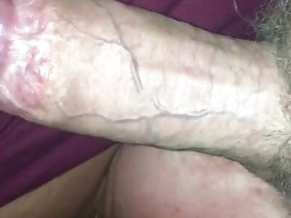Wife licking my balls...