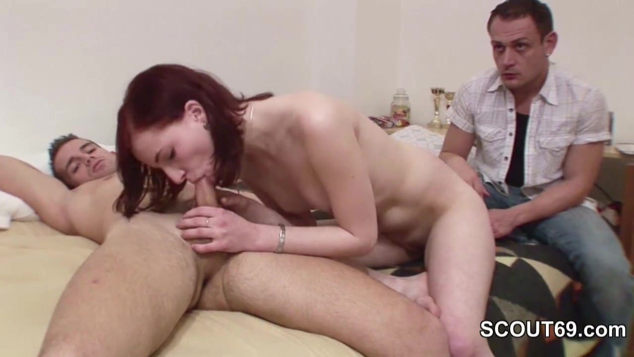 Cheating Girlfriend Rides Cock